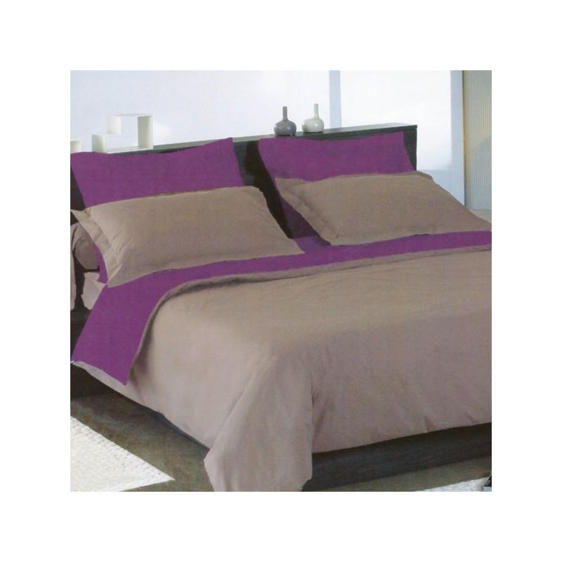 housse de couette satin 240x260 drap house. Black Bedroom Furniture Sets. Home Design Ideas
