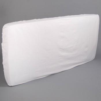 Protège matelas 200x200 400gr bonnet 30cm - Linge de lit - Drap House
