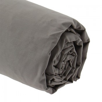 Drap housse percale 180x200 bonnet 50 cm
