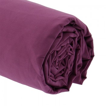 Drap housse percale 160x200 bonnet 40 cm