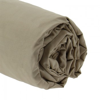 Drap housse percale 180x200 bonnet 30 cm