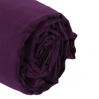 Drap housse satin 80x200 bonnet 30 cm
