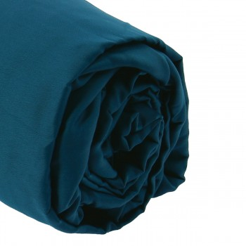 Drap housse satin 90x200 bonnet 30 cm