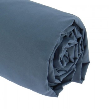 Drap housse percale 90x200 bonnet 30 cm - Linge de lit - Drap House