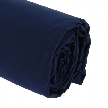 Drap housse percale 140x190 bonnet 30 cm